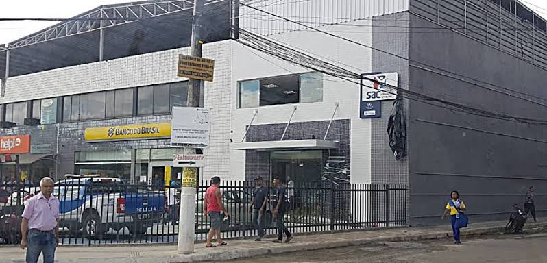 Assalto suspende atendimento na Agência do Banco do Brasil em Simões Filho