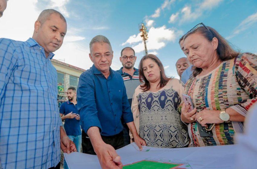 Estádio Municipal de Simões Filho tem autorização para início de reforma