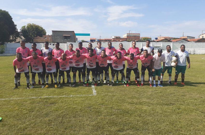 Time de São Sebastião do Passé estreia com goleada em campeonato estadual
