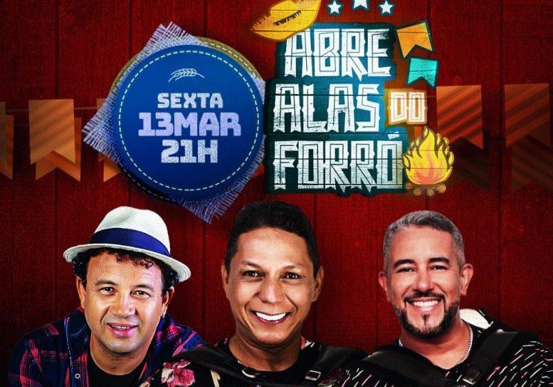 Abre Alas do Forró traz clima junino para a capital baiana