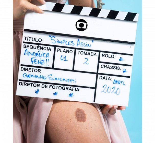 Tome Fofoca: Angélica de volta na programação da Globo
