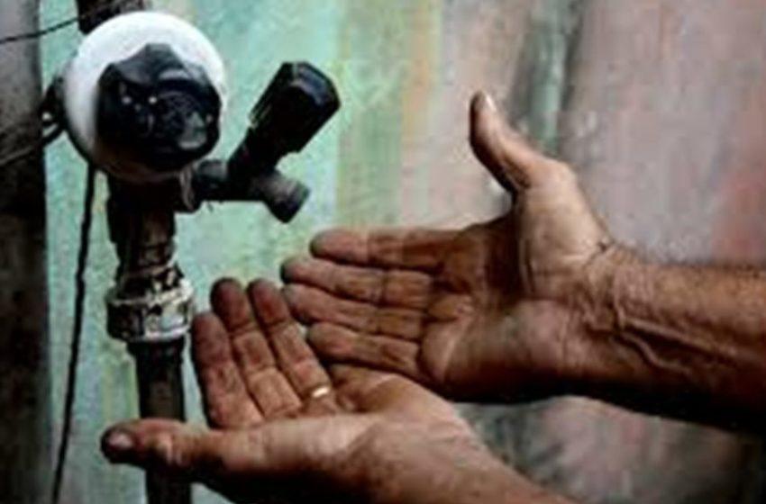 93 bairros de Salvador e algumas cidades da RMS ficam sem água nesta sexta (27)