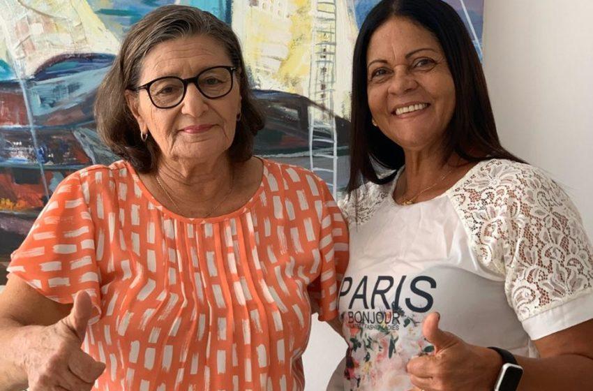 São Sebastião do Passé: Aninha da Saúde declara apoio a Nilza da Mata