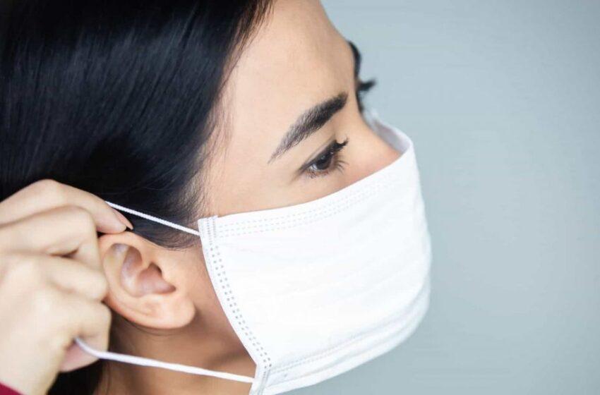 Saiba como usar a máscara corretamente