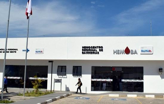 Hemoba realiza campanha de doação de sangue em condomínios durante pandemia