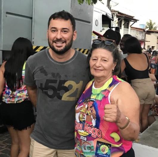 Nilza da Mata e Luciano Lago se aliam em São Sebastião do Passé para disputa das eleições 2020