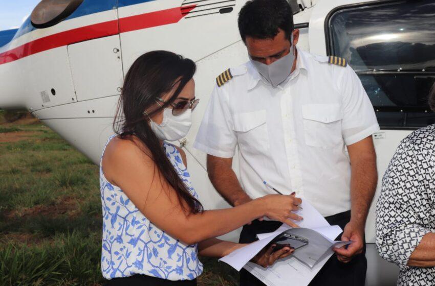 São Sebastião do Passé recebe 200 doses da vacina para COVID-19