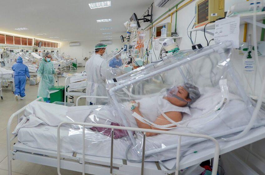 Bahia registra 3.077 casos de Covid-19 nas últimas 24h