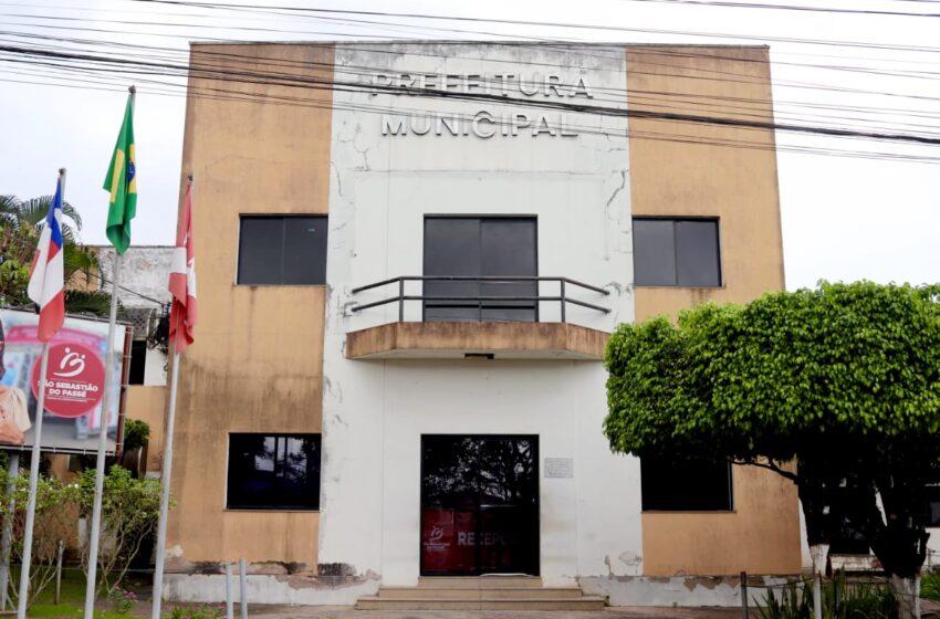 São Seb. do Passé: Prefeitura vai antecipar parcela do 13° salário