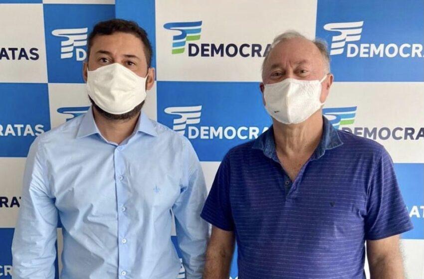 Luciano Lago comemora emenda de R$600 mil destinada por Paulo Azi
